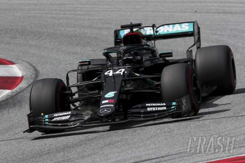 Hamilton wins F1 Styrian GP as Ferraris take each other out
