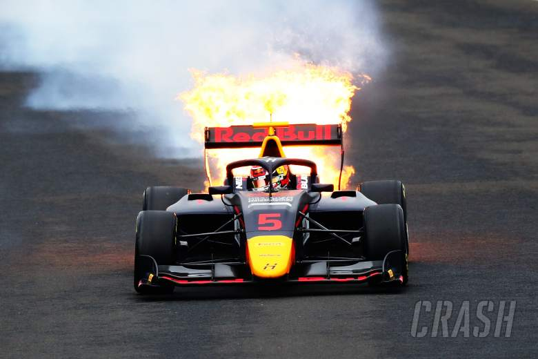 FIA F3 Hungary - Race 1 Results