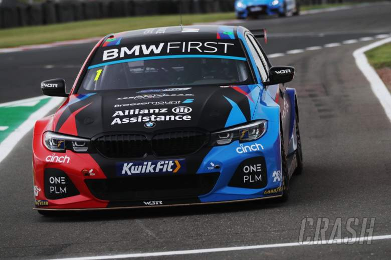 Turkington beats Cammish to pole in record breaking session