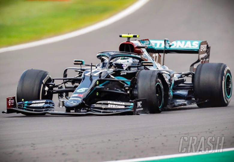 Valtteri Bottas fastest in first practice at Silverstone