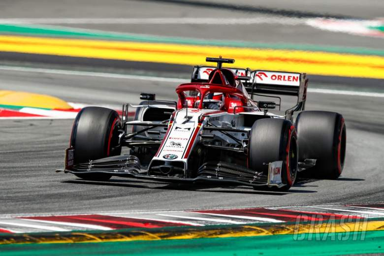 Alfa Romeo F1 car aero issues 'not a quick fix' - Raikkonen