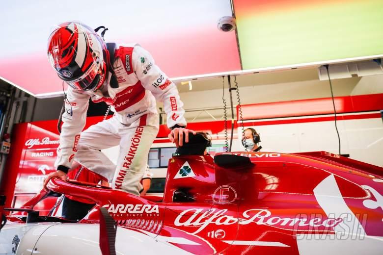 Raikkonen is Alfa Romeo's first choice for 2021 F1 seat