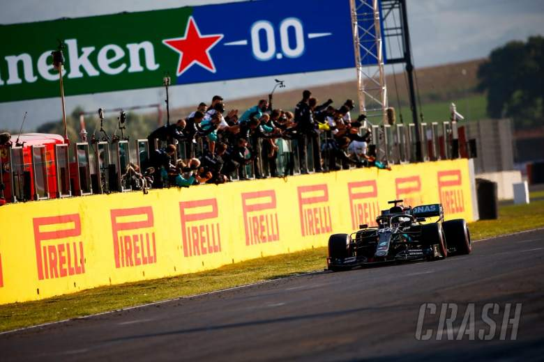 F1 World Championship points standings after Tuscan GP