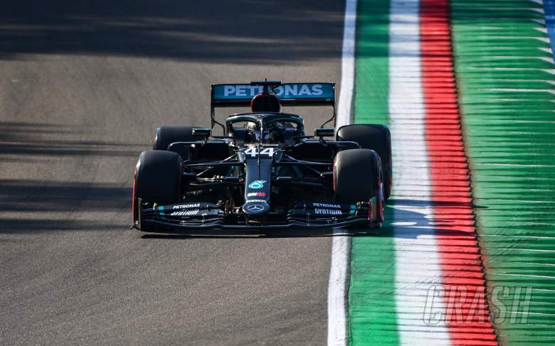 """'Incredibly fast' Imola F1 circuit will be """"phenomenal"""" in qualifying - Hamilton"""