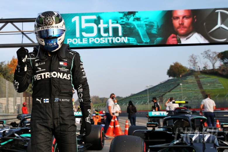 How 'underrated' Bottas upstaged Hamilton for Imola F1 pole
