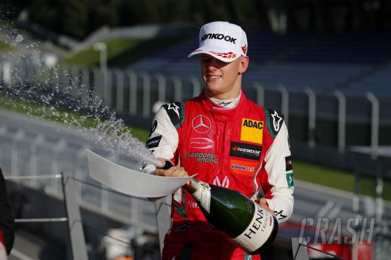 F3: Schumacher closes on F3 title after Red Bull Ring wins