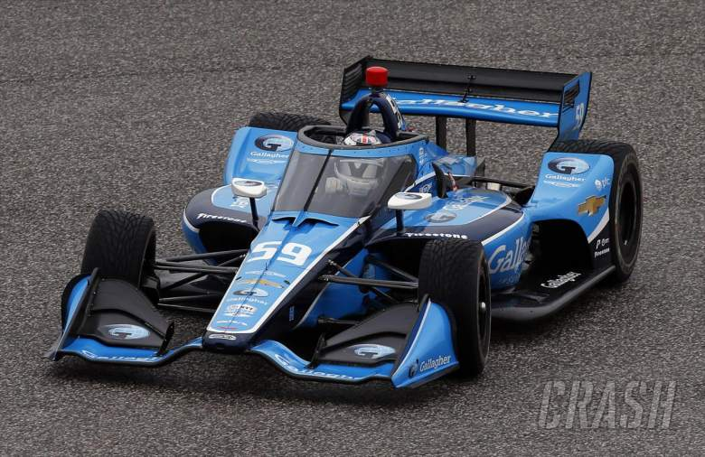 Carlin slims down to just one car for 2020 IndyCar Series opener