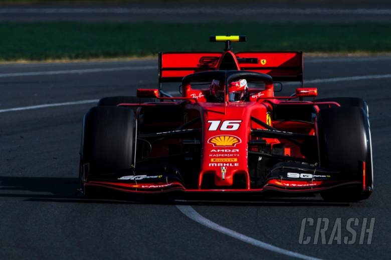 F1: Ferrari happy with 'team player' Leclerc's debut