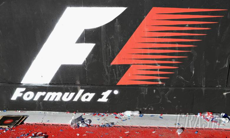 F1: Formula 1 Gossip: Three new F1 logo designs registered