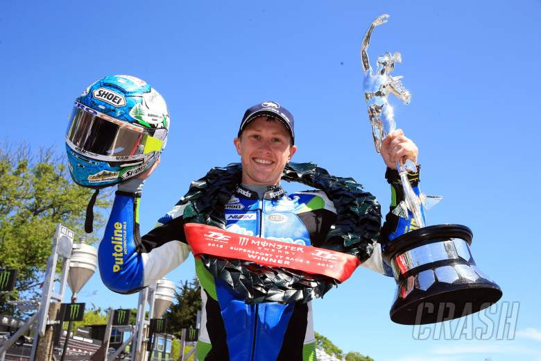Road Racing: TT 2018: Harrison dominates Supersport race for second win