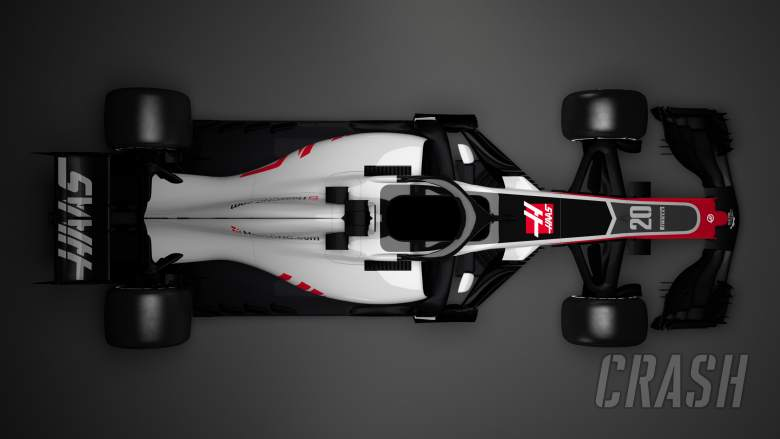 F1: Steiner: Halo key part of Haas F1 car evolution