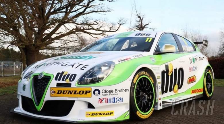 BTCC: HMS Racing reveals Alfa Romeo Giulietta