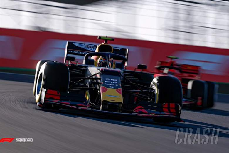 "Albon ""more scared"" in Virtual GP than real-life F1 race"