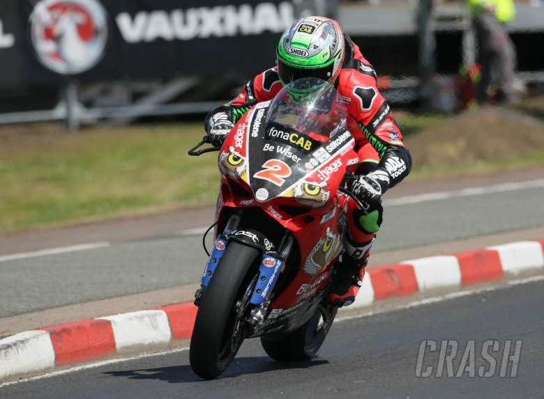 Road Racing: NW200: Flying Irwin claims Superbike pole