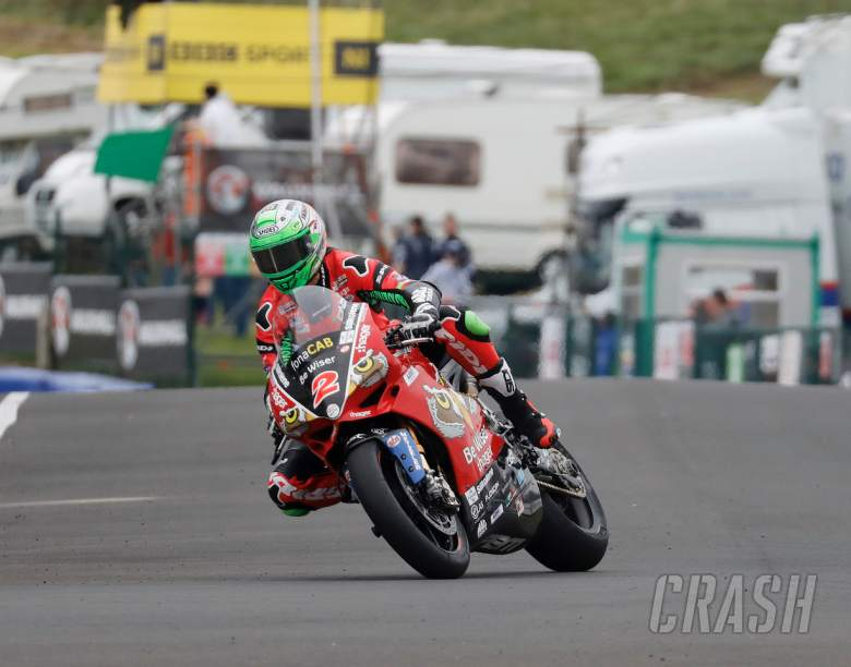 Road Racing: NW200: Irwin in class of his own with Superbike double