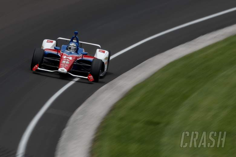 IndyCar: Kanaan tops Carb Day ahead of Indy 500