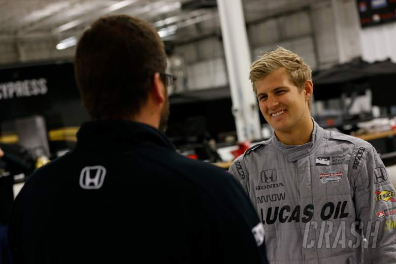IndyCar: Ericsson expecting to stay in IndyCar 'for quite some time'