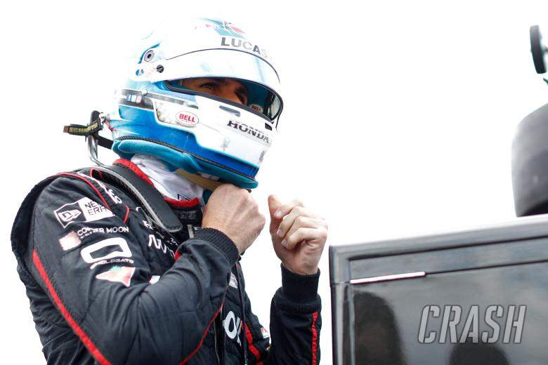 IndyCar: Wickens moved to Indianapolis hospital, set for further surgery