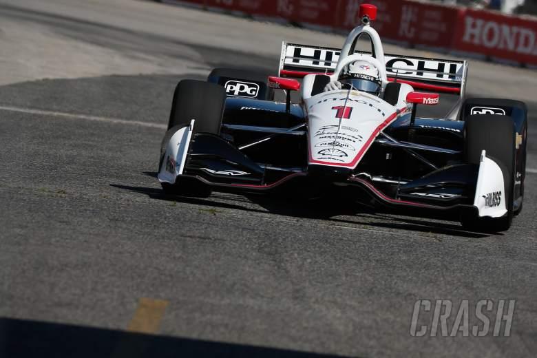 IndyCar: Newgarden beats Dixon to Toronto IndyCar pole