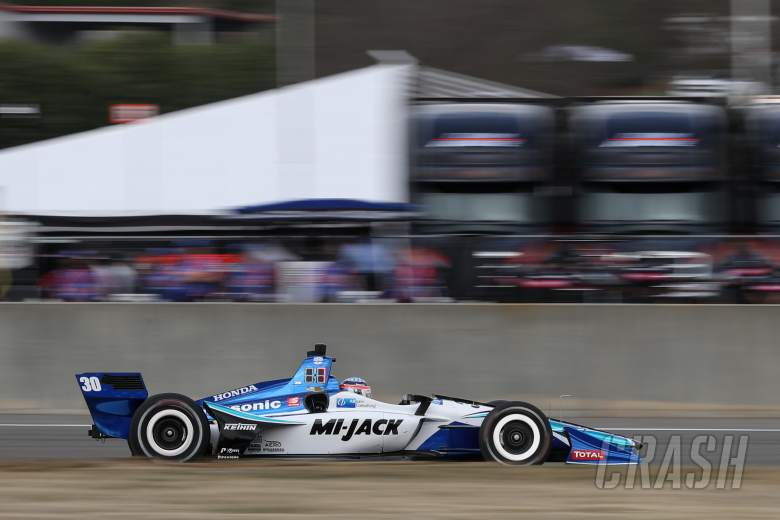 IndyCar: Honda Indy Grand Prix of Alabama - Starting Lineup