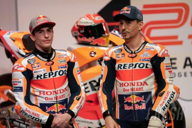 Lorenzo explains 'unlucky' training crash, injury