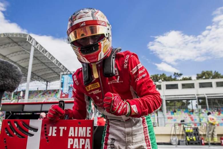 F1: Charles Leclerc - Prema Racing