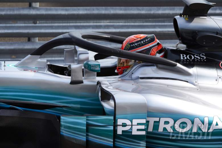 In Their Words F1 Drivers Views On Halo Feature Crash