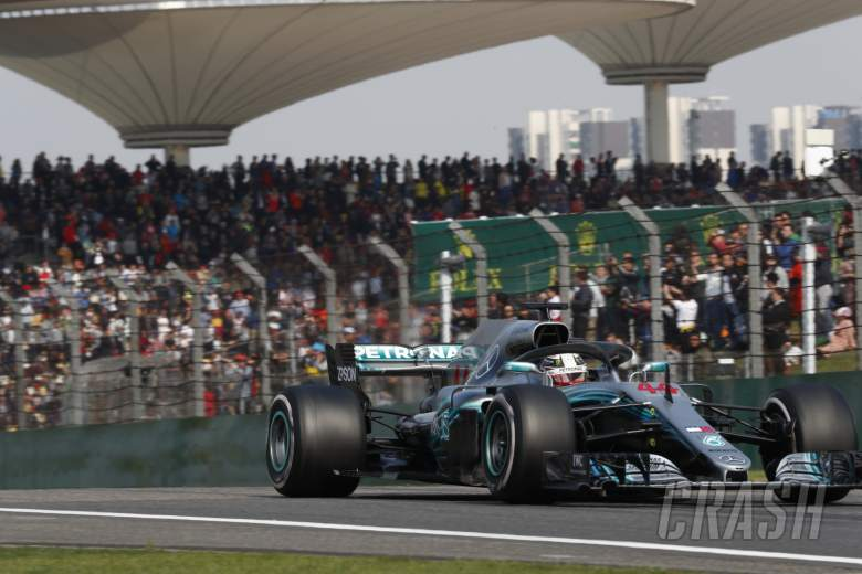 "F1: Hamilton underperformed in Chinese GP ""disaster"""