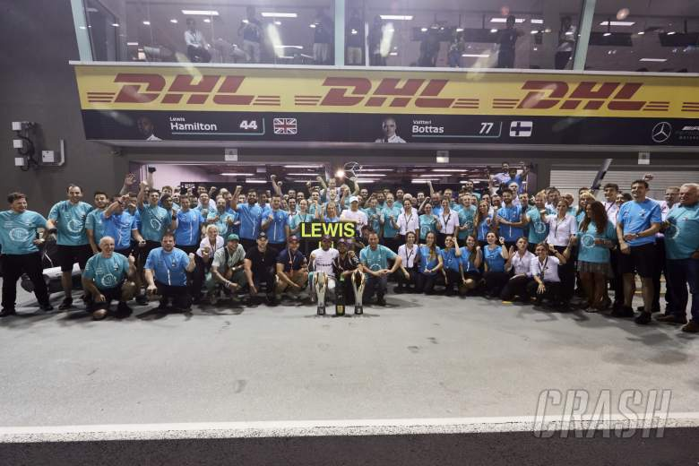 F1: Mercedes taking no comfort from F1 points buffer