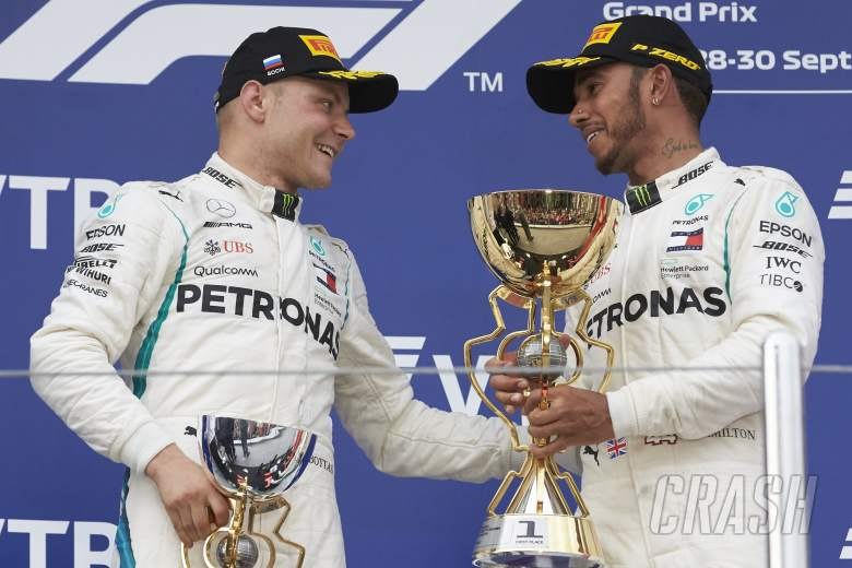 F1: Bottas would not accept gifted F1 win from Hamilton