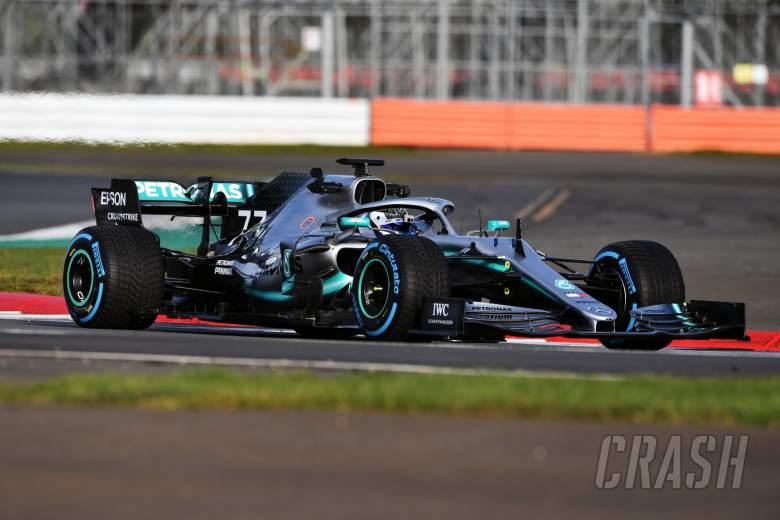 F1: Mercedes F1 reveals W10 car with fresh livery