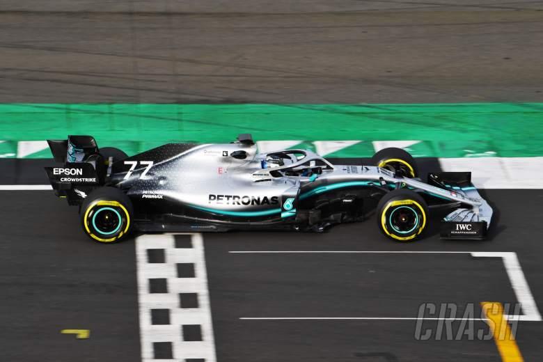 Valtteri Bottas, Mercedes, F1, W10,