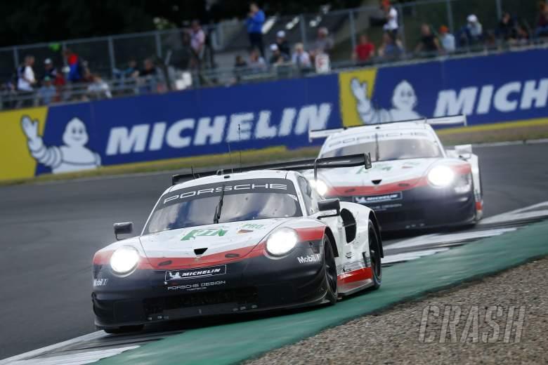 Sportscars: Porsche confirms four-car 2019 factory Le Mans effort