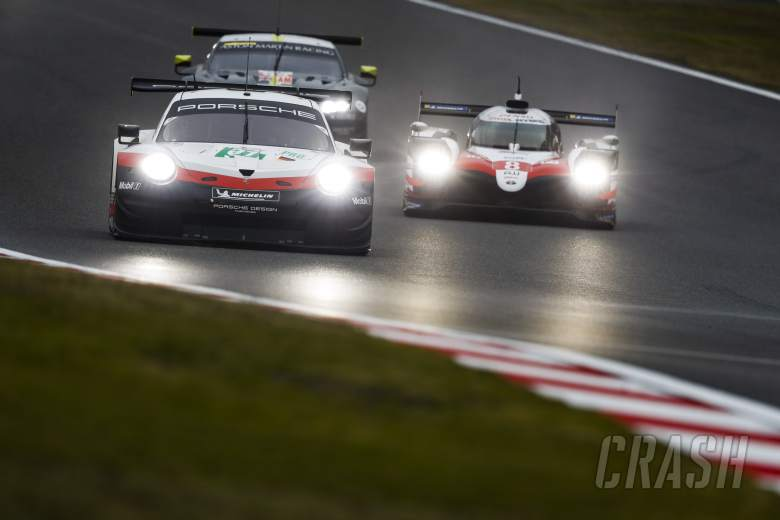 Sportscars: WEC 6 Hours of Shanghai - Race Results