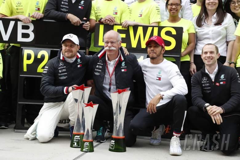 F1: Hamilton: Mercedes not getting ahead of itself