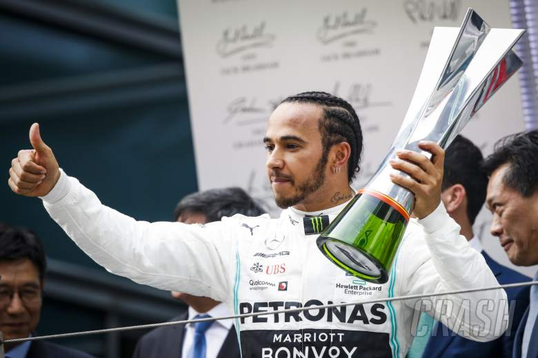 F1: Hamilton eases to Chinese GP victory, tensions flare at Ferrari