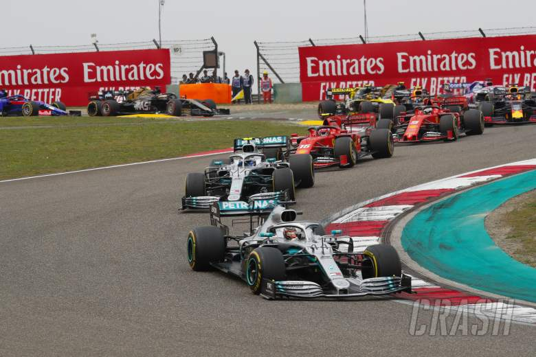 Formula 1 pushing for Shanghai double-header in 2020