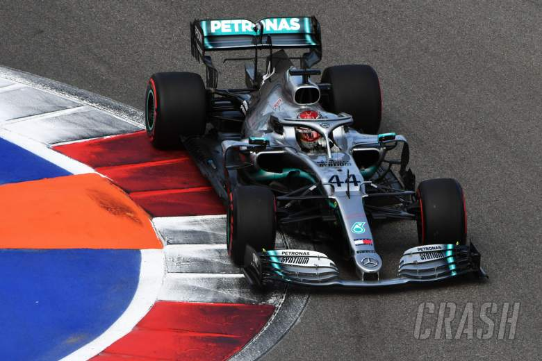 Hamilton scoops Russia victory as team orders, VSC hurt Ferrari