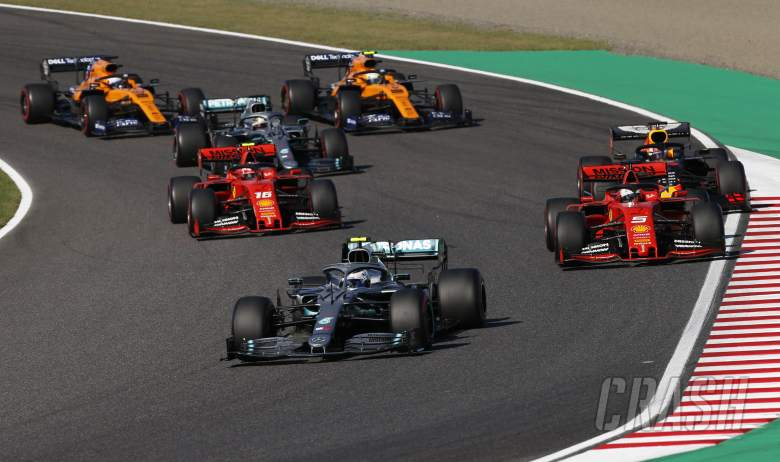 "F1 not looking for ""gimmicks"" with format changes"