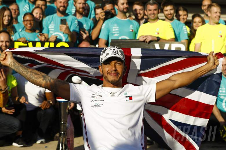 Hamilton: 2019 my strongest year in F1 to date