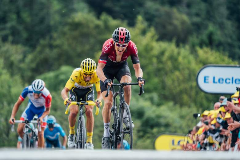 Tour de France, Team Ineos, Mercedes,