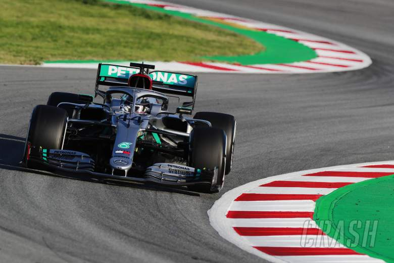 "F1 drivers will be ""rusty as hell"" when season starts - Hamilton"