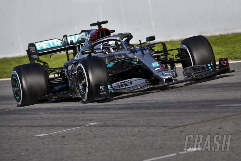 Mercedes rubbishes 'unfounded and irresponsible' F1 exit reports