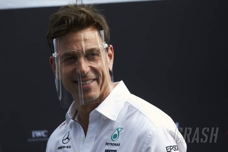 "Wolff praises Red Bull for ""fair"" handling of DAS F1 protest"