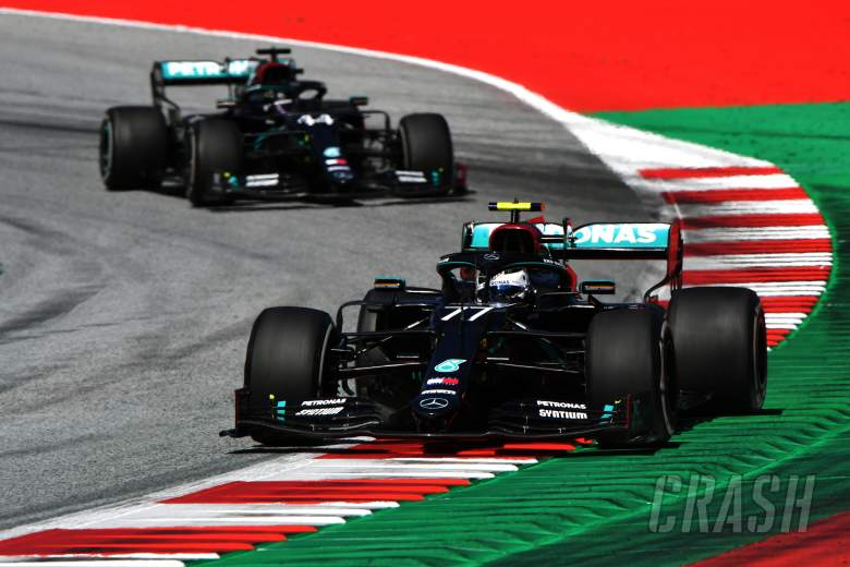 """Mercedes: Bottas' gearbox issue could have been an """"instant kill"""""""