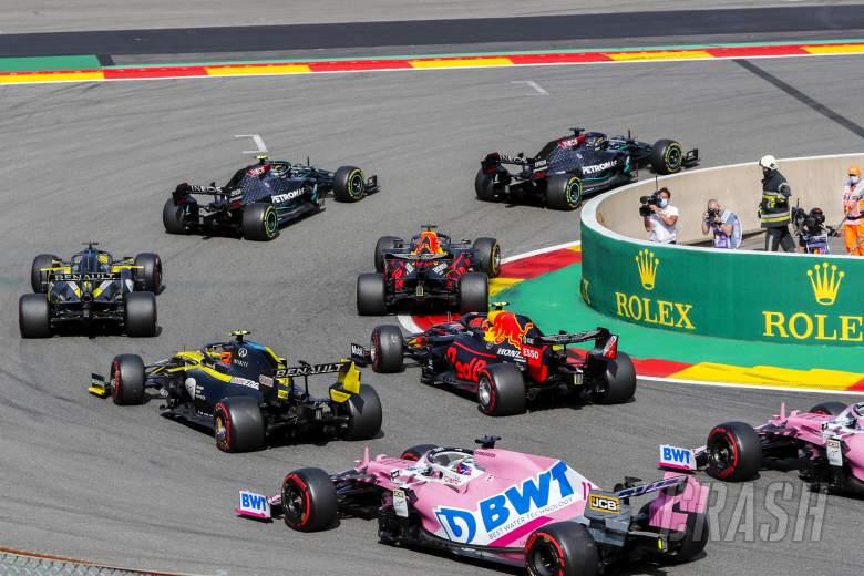 F1 Driver Ratings – Belgian Grand Prix