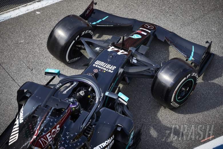 F1 Tuscan Grand Prix 2020 - Starting Grid