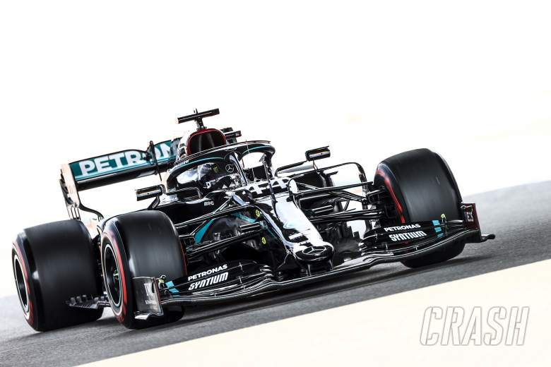 F1 Russian Grand Prix 2020 - Full Starting grid after penalties