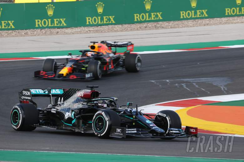 Mercedes would back Red Bull's F1 engine freeze idea from 2022