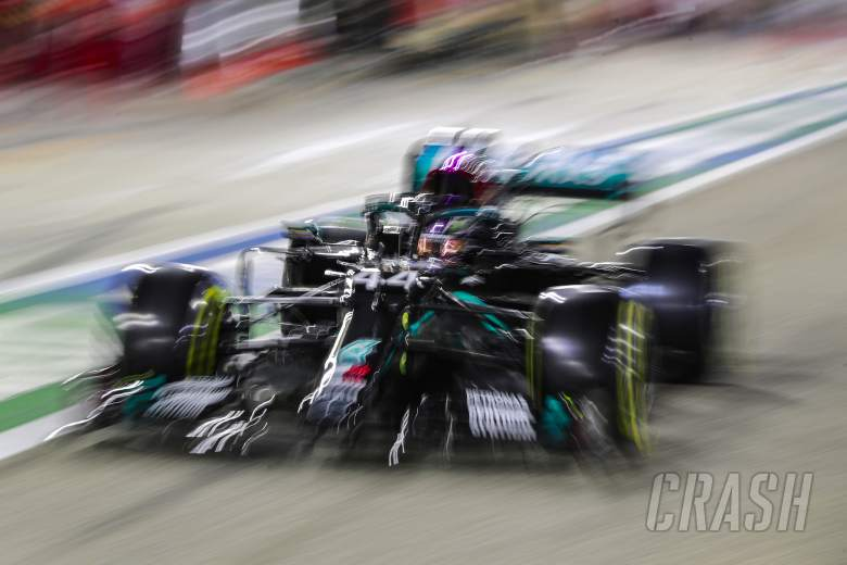 F1 2020 Bahrain Grand Prix - Full Starting Grid at Sakhir